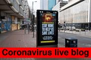 Coronavirus live blog: Fewer Brits believe media has over-exaggerated outbreak