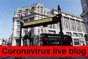 Coronavirus live blog: Jewish Chronicle facing liquidation