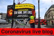 Coronavirus live blog: 4-10 April