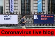 Coronavirus live blog: David Attenborough spearheads London Zoo appeal
