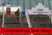 Coronavirus live blog: B-Reel shuts down