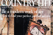 Country Life: website revamp