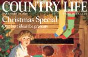 Country Life: unveils advent calendar cover