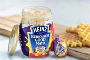 The future of brand interactions looks like Creme Egg mayonnaise