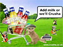 Crusha: Mediaedge:cia wins account