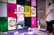 In pictures: Currys debuts colour-themed pop-up