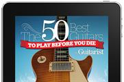 The 50 Best Guitars To Play Before You Die: Guitarist magazine app