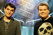 Horne and Corden: coming soon to BBC Three