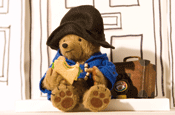 Marmite brand champion Paddington Bear