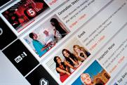 Zeebox... TV/social media interface
