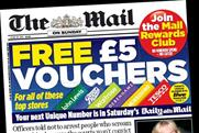 Mail on Sunday: competition winner Magners wins £250,000-worth of advertising space