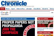 Fulham and Hammersmith Chronicle: campaigns against council-run papers