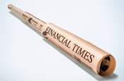 """""""We live in Financial Times""""....new poster ad"""