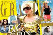 Grazia: celebrates fifth birthday with a special edition