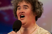Boyle: 'Britain's Got Talent' singing sensation