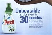 Persil: press ad banned after complaints from Procter & Gamble