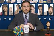 Steve Carell: star of The Office US