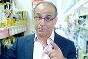 Theo Paphitis: Dragon's Den star features in Government's pensions ad campaign