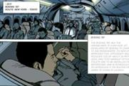 Nissan: creates manga cartoon for Monocle magazine