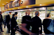 Pret: caught out by scam