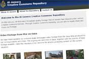 Al Jazeera: creative commons repository