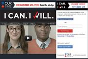 Poll roles…CHI is targeting young voters in 2012