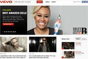 Vevo: MasterCard sponsor Brits coverage