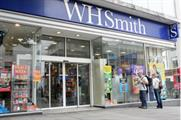 WH Smith permits 'chuggers' in-store