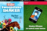 The Sun: Grand National sweepstake app