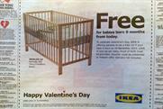 Ikea: runs Australian promotion