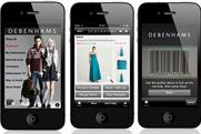 Debenhams: to roll out Android and Nokia phone apps following iPhone app