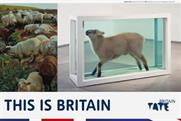 Tate 'this is Britain' campaign