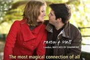 EHarmony: targeting real-life single members in its latest campaign