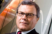Sorrell: chief executive of WPP Group