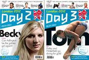 Olympic Games daily programmes: published by Haymarket Network