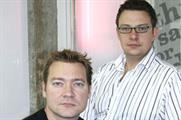 GyroHSR's new hires: Luc Ferrand (left) and Adam Swann
