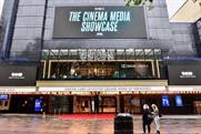 DCM: the organisation hosted its Cinema Media Showcase today (18 July)