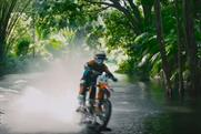 Campaign Viral Chart: Over a million shares for DC Shoes' surfing motorcyclist