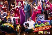 ITV1: promotes HD service