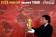 Coca-Cola set for 2010 World Cup 'celebration'