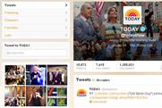 Twitter: overhauls profiles
