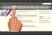 FT iPad app: publishers hoping to cash in on Apple launch