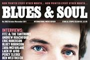 Blues & Soul: returns as bi-monthly print title