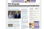 The Telegraph: the UK's number-one quality news brand?