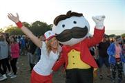 The event featured mascot Julius Pringles