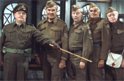 Dad's Army: 'don't panic'