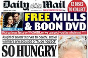 Daily Mail: falling ad revenues