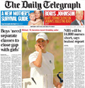 Telegraph: drive for online operation