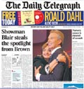 Telegraph: Westminster blog launching