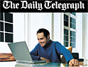 HSBC: sponsoring Telegraph business pages